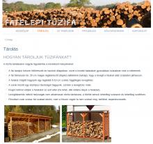 Fatelepi tűzifa