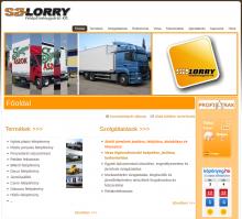 Sz-Lorry felépítmény